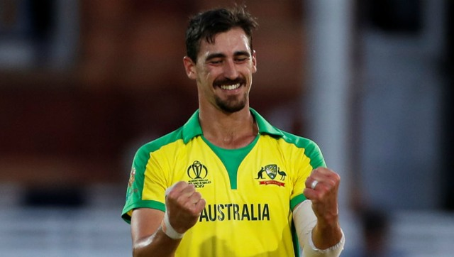 File image of Mitchell Starc. AP