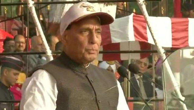 Rajnath Singh says talks on to resolve Ladakh standoff at military and diplomatic levels wont allow Indias pride to be hurt