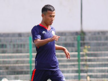 ISL Odisha FC sign former Shillong Lajong midfielder Samuel Lalmuanpuia on twoyear deal