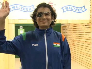 Indias Yashaswini Singh Deswal claims 10m air pistol gold at fourth Online International Shooting Championship