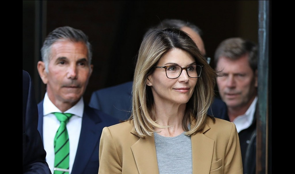 Lori Loughlin pleads guilty in US college admissions scandal will serve two months in prison