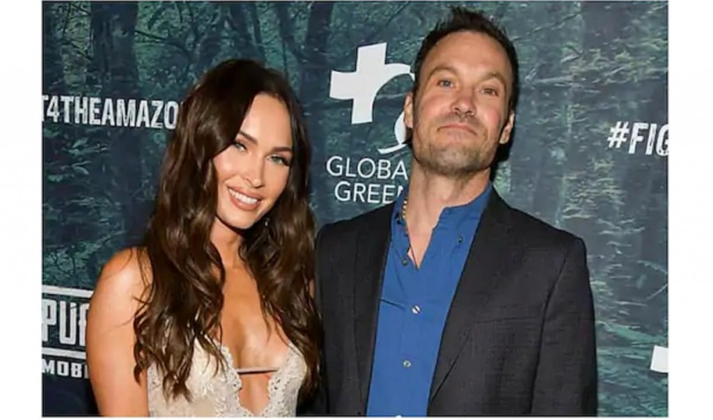 Megan Fox splits from Brian Austin Green after 10 years of marriage Beverly Hills 90210 actor confirms on podcast