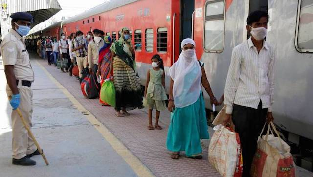 Migrant exodus likely to peak next month says NITI Aayog affiliate warns return to cities may take over a year