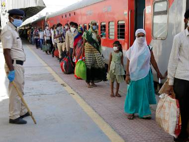 Over 80000 passengers have booked tickets worth Rs 16 crore for special trains so far says Indian Railways