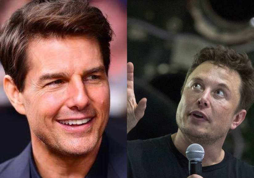 Tom Cruise reportedly in talks with Elon Musk to shoot first feature film in outer space
