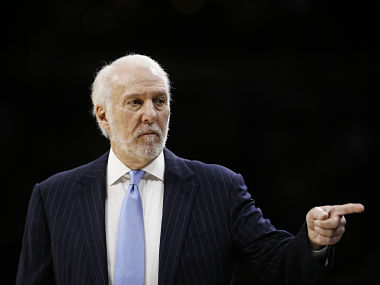 George Floyd death San Antonio Spurs coach Gregg Popovich says hes embarrassed as a white person