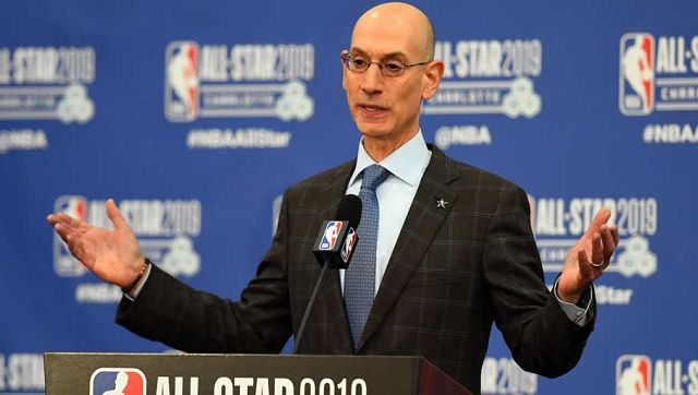 NBA Sets TV Schedule for Season Restart at Disney World