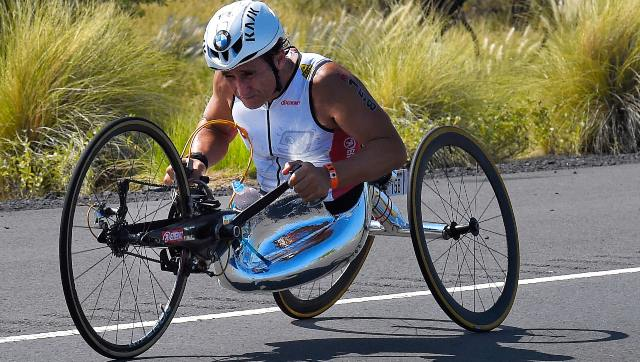 Paralympic gold medallist Alex Zanardi undergoes surgery to rebuild his face after handbike crash