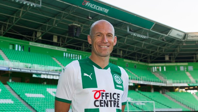 FC Groningen used clips from Michael Jordan documentary to talk Arjen Robben out of retirement