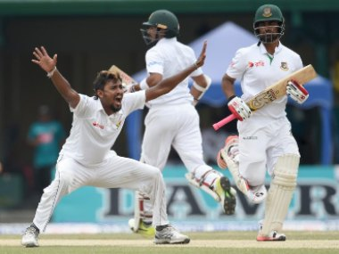 Bangladesh were scheduled to tour Sri Lanka in July for a three-Test series. Twitter @ICC