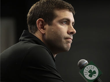 George Floyd murder Boston Celtics coach Brad Stevens says empathy means more than basketball right now