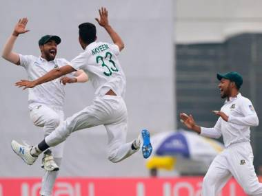 Bangladesh sit bottom of the World Test Championship table when cricket was halted by the pandemic.