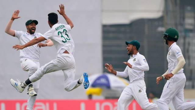 Bangladesh were supposed to tour Sri Lanka in July-August for three Test matches but it was postponed because of the global health crisis. AP