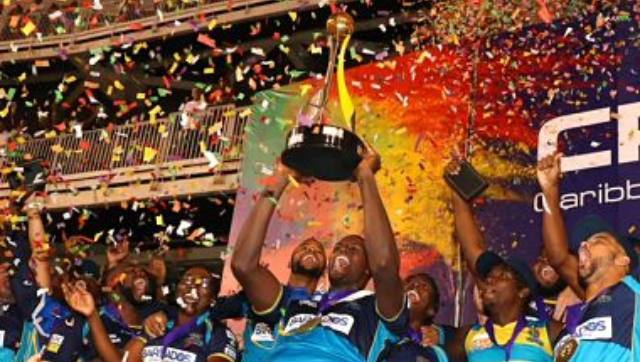 Barbados Tridents are current holders of the CPL trophy. Image courtesy: Twitter @CPL