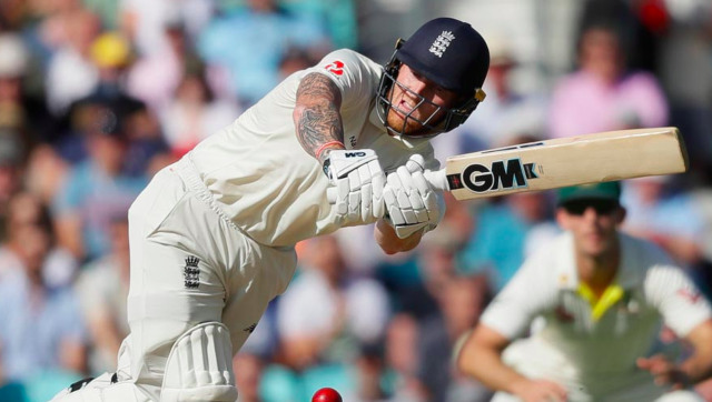 File image of England all-rounder Ben Stokes. AP