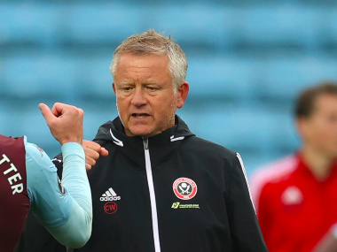 Premier League Sheffield United players with soontoexpire contracts offered new deals says manager Chris Wilder