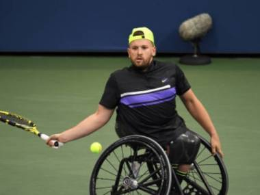 US Open organisers to include wheelchair tournament at Grand Slam after backlash from Australian Paralympic tennis champion Dylan Alcott