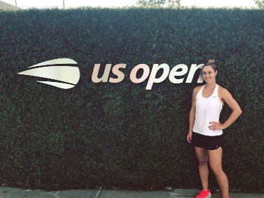 Something just doesnt feel right Canadian tennis player Gabriela Dabrowski criticises decision to go ahead with US Open