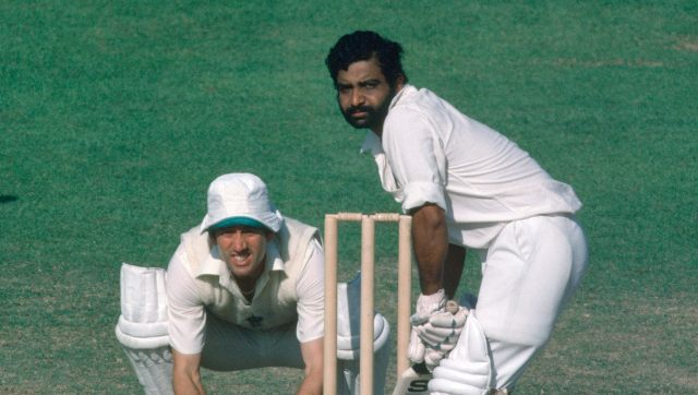 Gundappa Viswanath represented India in 91 Tests and 25 one-dayers between 1969 and 1983. Image credit: Twitter/@ICC