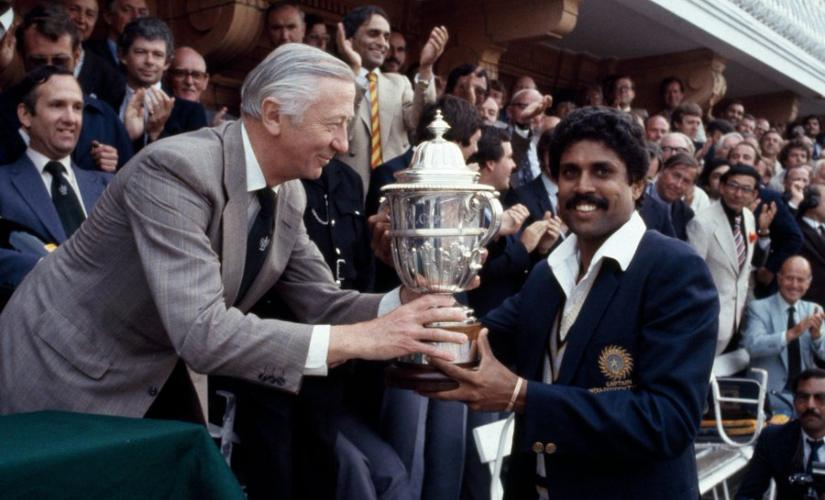 Immortalised as Kapil's Devils, that Class of '83 reiterated that the sky was the limit, that David wasn't a pushover, that Goliath wasn't infallible. Twitter @BCCI