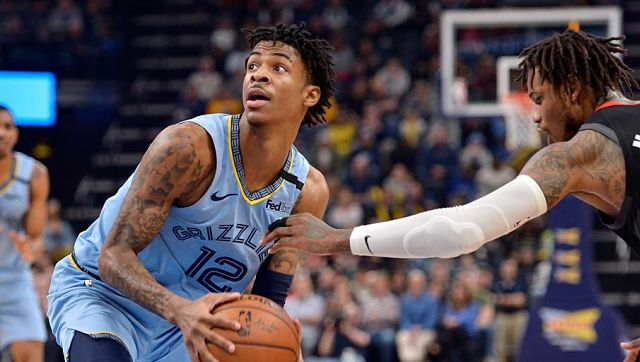NBA Memphis Grizzlies rookie Ja Morant deletes and apologises for antipolice Instagram post