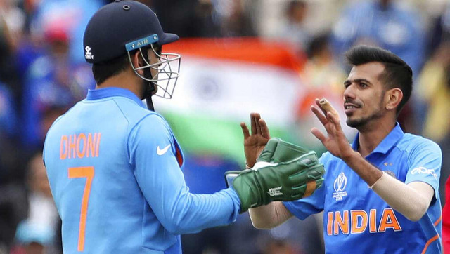 MS Dhoni's anticipation and awareness made him an excellent 'keeper to spinners. File Image.