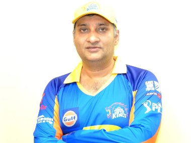 Madhu Thottappillil was suspended by CSK after his tweet about Indo-China standoff created controversy. Image: Twitter/@itsmadhu
