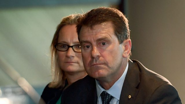 File image of Mark Taylor. AFP