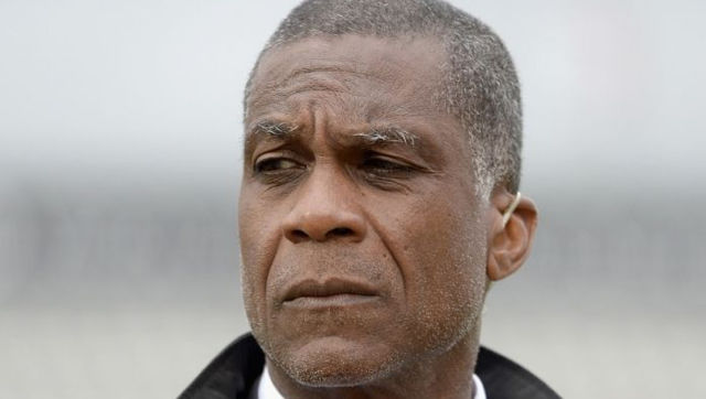 File image of Michael Holding. Getty Images