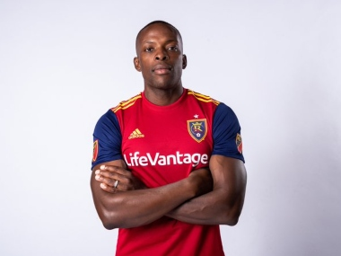Real Salt Lake defender Nedum Onuoha says he never feels 100 safe in US fears police