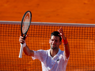 Adria Tour Novak Djokovic reaches final of exhibition tournament with twin wins in Zadar Croatia