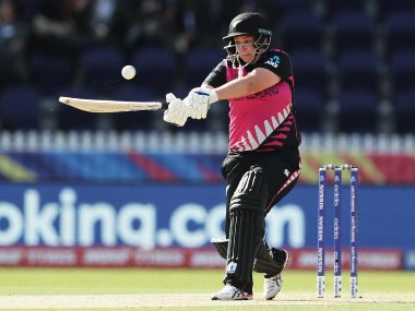 New Zealand cricketer Rachel Priest has announced retirement from international cricket. Twitter @ICC