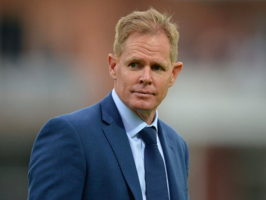 File image of Shaun Pollock. Image credit: Twitter/@cricketworldcup