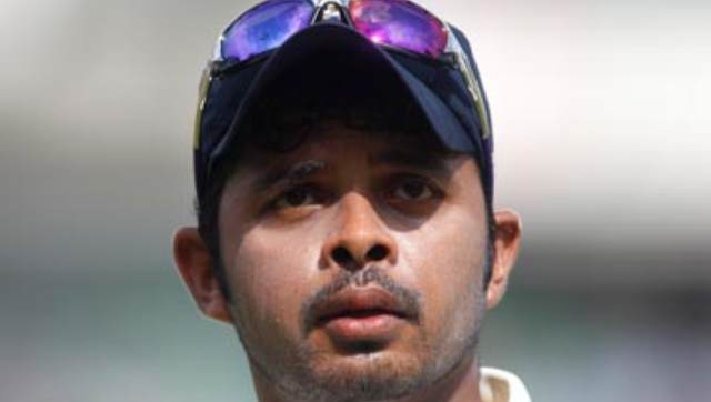 S Sreesanth returned figures of five for 65 in his first List A game in more than eight years. Reuters