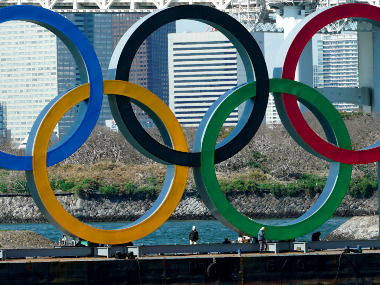 Coronavirus Outbreak IOC in talks with insurers over compensation for postponed Tokyo Olympics