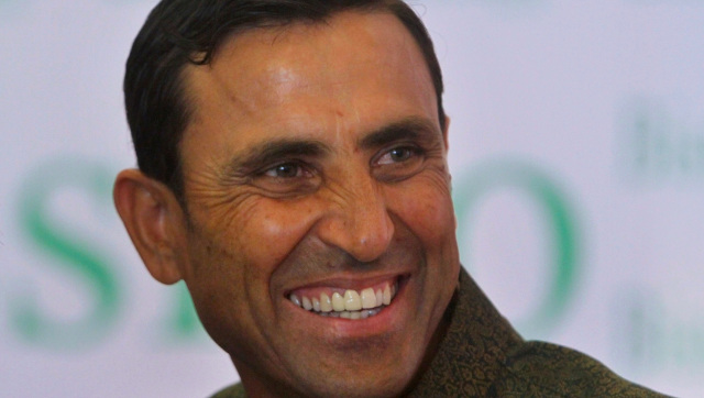 Younis Khan has been recently appointed Pakistan batting coach. AP