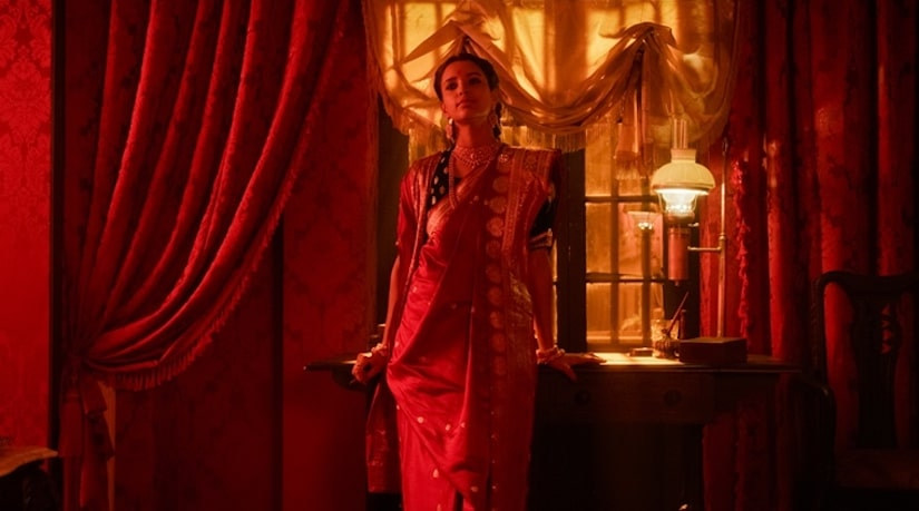 Bulbbul movie review Anushka Sharmas continuing interest in the paranormal yields compelling results