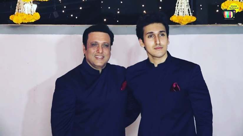 Govinda's son Yashvardhan Ahuja meets with car accident in Juhu