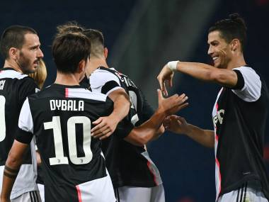 Serie A Cristiano Ronaldo penalty sets up Juventus win over Bologna lifts pressure off manager Maurizio Sarri