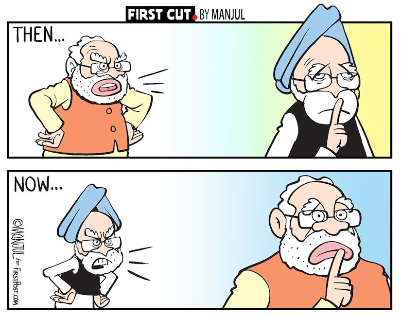 Disinformation is no substitute for diplomacy: Manmohan Singh to Narendra Modi after PM denies Chinese incursion into India