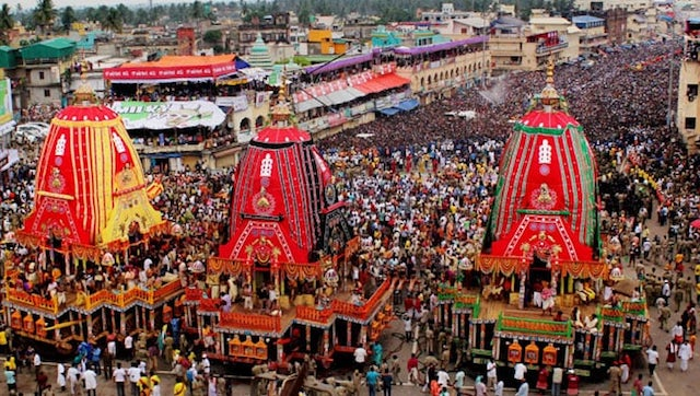 SC gives nod to Rath Yatra without public participation asks Odisha govt to impose curfew in Puri
