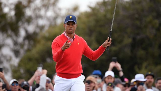 Tiger Woods ready to return commits to playing at next weeks Memorial Tournament in Ohio