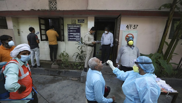 Coronavirus Outbreak Updates Gurgaon cop among 6 dead in district today COVID19 containment zones in Bangalore rise to 113