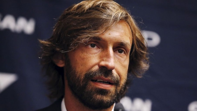 Pirlo: 'I want to bring back the enthusiasm'