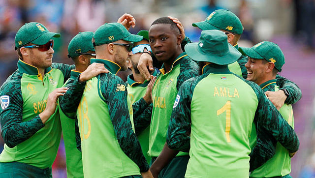 File image of South Africa cricket team. Reuters