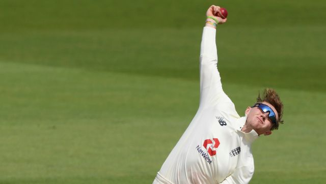 Dom Bess went wicketless in the second innings of first Test at Southampton. AP