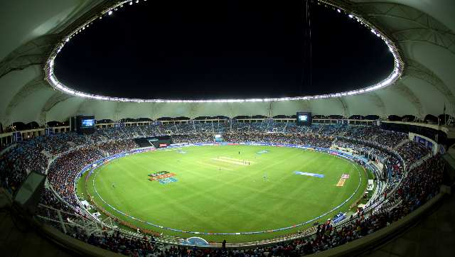 File image of the Dubai International Cricket Stadium. Sportzpics