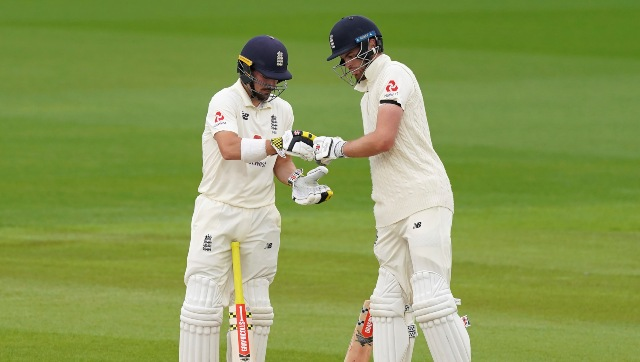 Has England's long search for a solid opening pair come to an end? AP
