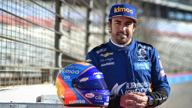 Fernando Alonso discusses his return to F1