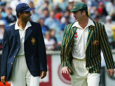 Sourav Ganguly asserted that Steve Waugh is a friend and he has tremendous respect for him as a cricketer. Twitter @ICC